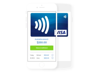 Сервис Share.CreditCard позволит предоставить временный безопасный доступ к своей платежной карте другим пользователям