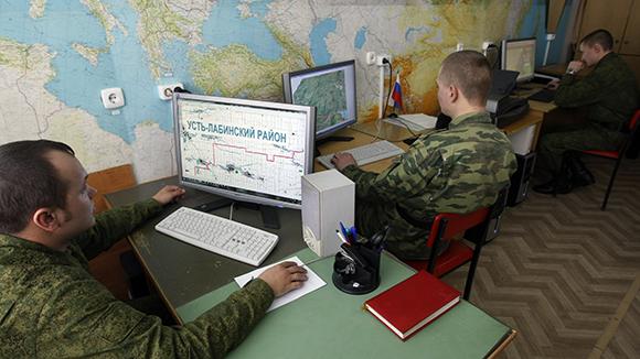 """В России запустили закрытый """"военный интернет"""""""