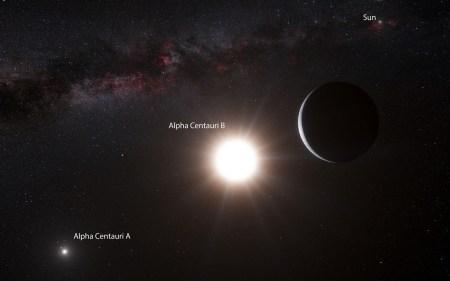 Частный орбитальный телескоп Project Blue займется поисками планет-близнецов Земли в системе Альфа Центравра