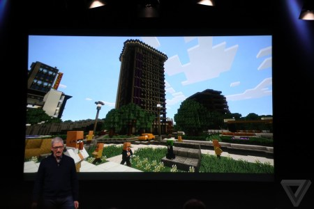 Minecraft выходит на Apple TV