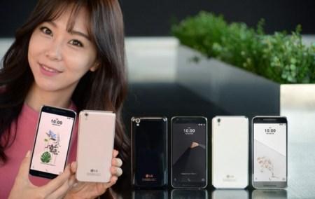 За свой новый среднебюджетный смартфон LG U производитель просит $345