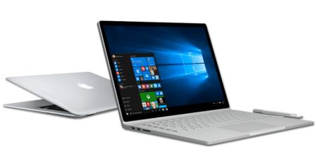 В США Microsoft будет платить до $650 пользователям, меняющим MacBook на Surface