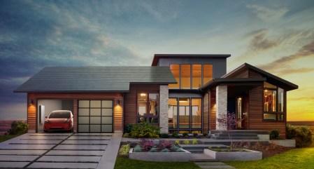 Илон Маск представил солнечные крыши и батареи Powerwall второго поколения с удвоенной энергетической плотностью
