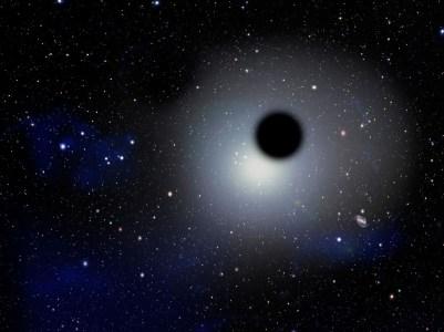 Астрономы получили доказательства существования странствующих черных дыр