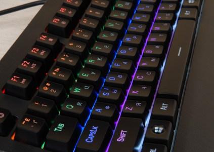Обзор игровой механической клавиатуры Acme Aula Demon King