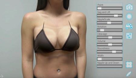 [NSFW] Приложение Illusio использует технологии дополненной реальности для… увеличения груди