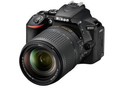 Nikon анонсировала зеркальную камеру начального уровня D5600 без каких-либо существенных отличий от модели D5500