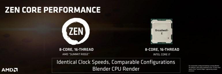 Релиз процессоров AMD Zen запланирован на 17 января, топовая 8-ядерная версия по цене $300 сопоставима по производительности с Intel i7-6900K
