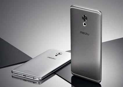 Новый флагман Meizu Pro 6 Plus получил SoC Exynos 8890, Quad HD дисплей с технологиями Always On Display и 3D Touch, а также кнопку Home с дактилоскопом и пульсометром