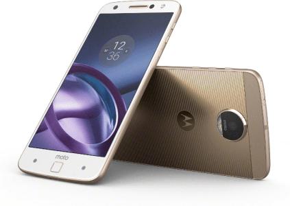 В Украине стартовали официальные продажи смартфонов Moto Z и Moto Z Play, а также модулей расширения Moto Mods