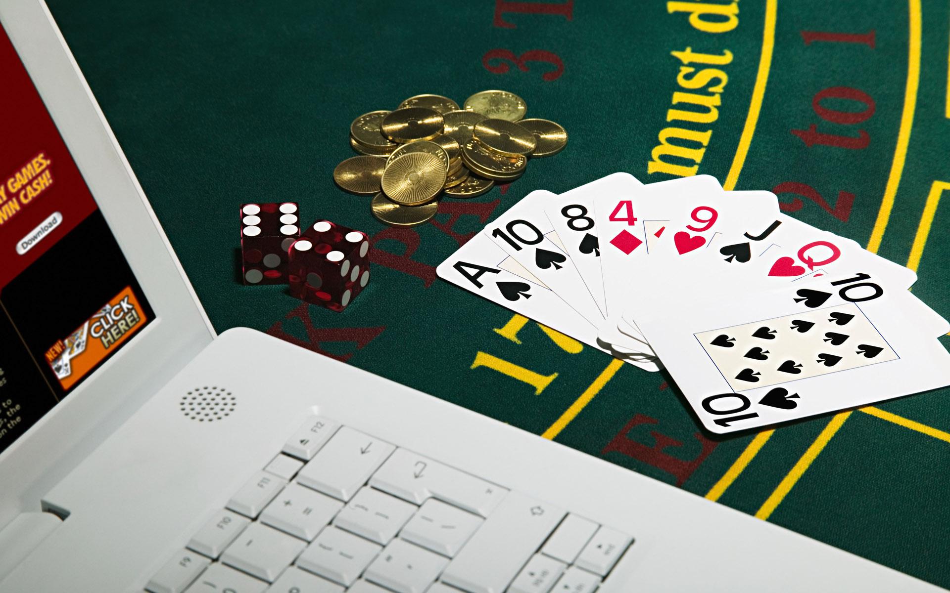 Құмар казино рулетка