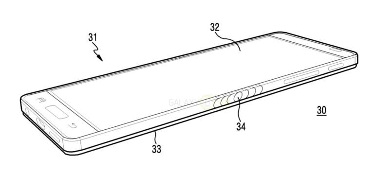 Патентная заявка Samsung описывает сгибаемый смартфон, релиз которого ожидается в 2017 году