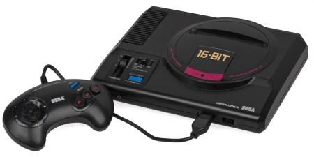 Возобновлено производство Sega Mega Drive