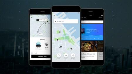 Uber существенно обновил приложение для вызова такси впервые с 2012 года