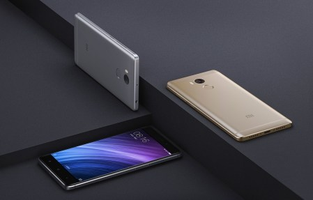 Xiaomi представила смартфон Redmi 4 в двух версиях, которые довольно серьезно отличаются друг от друга