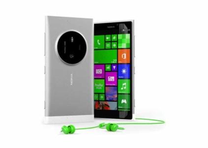 Появились изображения и характеристики отменённых Windows Phones смартфонов Microsoft Lumia 1030 и 750