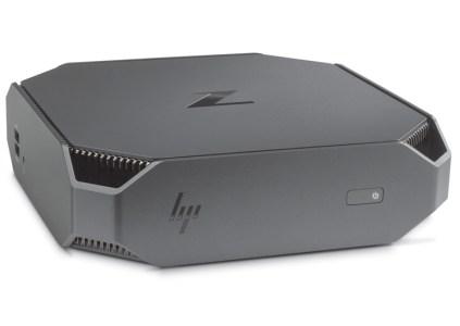 HP Z2 Mini — первая рабочая станция на базе процессора Intel Xeon в корпусе мини-ПК