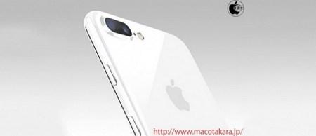 Apple может выпустить смартфоны iPhone 7 и iPhone 7 Plus в новом цвете Jet White