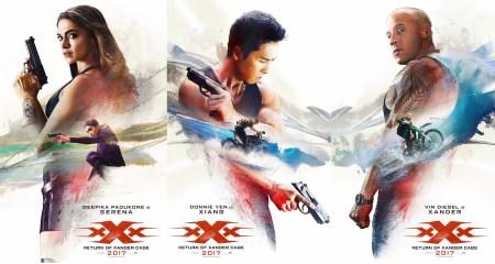 Опубликован второй трейлер фильма «xXx: Реактивизация» / xXx: Return Of Xander Cage