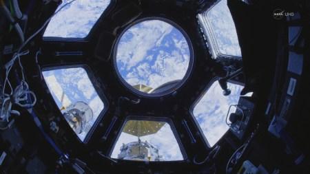 NASA опубликовала увлекательный видеоматериал о жизни на борту МКС, снятый в формате 4К