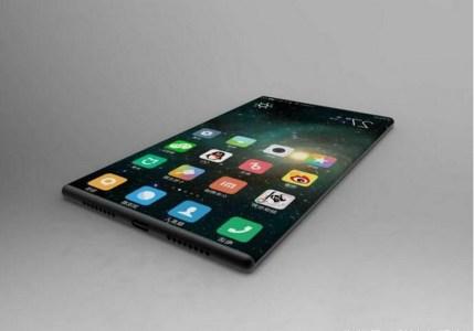 Концептуальные изображения смартфона Xiaomi Mi Mix 2 демонстрируют 100% соотношение экрана к площади фронтальной панели и выдвижную фронтальную камеру