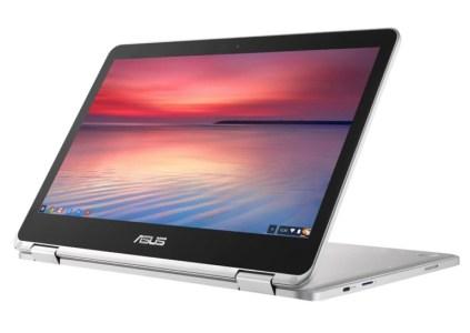 ASUS создала ноутбук C302CA на базе Chrome OS, который является улучшенной версией Chromebook Flip