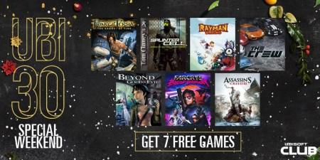 Вихідні з Uplay: сім безкоштовних ігор та три дні спробувати The Division