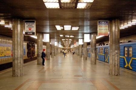 КГГА собирается переименовать станцию метро «Петровка» в «Почайну»