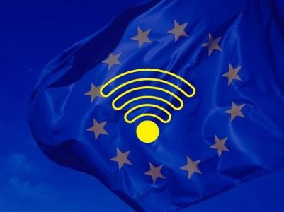 Совет ЕС одобрил финансирование бесплатной Wi-Fi сети под брендом WiFi4EU в общественных местах европейских городов