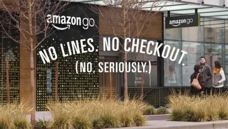 «Просто возьми нужное и уходи»: Amazon открыла принципиально новый продуктовый магазин без касс, кассиров и очередей