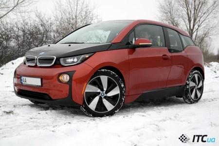 BMW i3 REX: зачем электрокару ДВС?