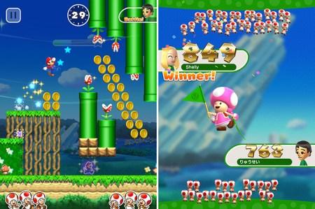 За первые сутки игру Super Mario Run загрузили более 2,8 млн раз. И это новый рекорд App Store