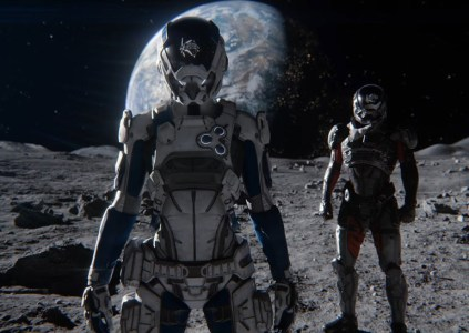 Новый трейлер Mass Effect: Andromeda дает наилучшее представление о геймплее игры
