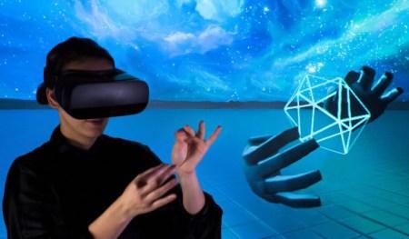У Leap Motion готова платформа захвата движений для устройств виртуальной и дополненной реальности