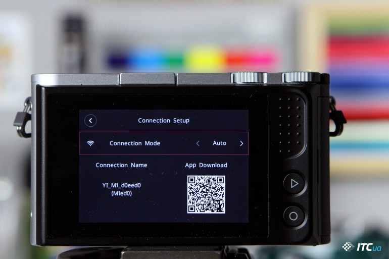Yi M1: обзор первой беззеркальной камеры от Yi Technology (Xiaomi)
