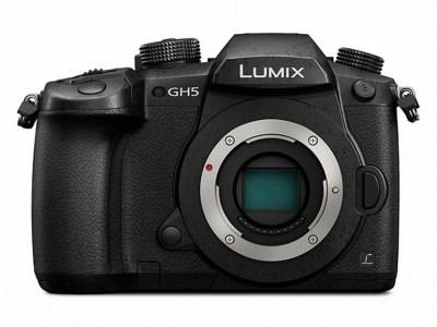 Представлена флагманская беззеркальная камера Panasonic Lumix DMC-GH5, способная записывать видео 4K с кадровой частотой 60 к/с