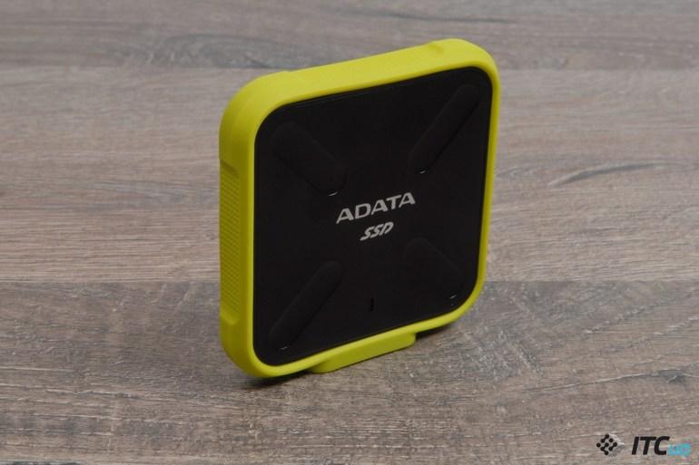 Обзор защищенного накопителя ADATA SD700 256 ГБ