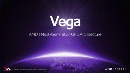 Выход первых потребительских видеокарт AMD Vega ожидается в мае