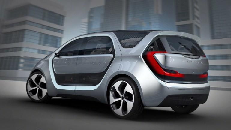 Chrysler Portal - концепт электромобиля со встроенной селфи-камерой, распознающий лица и голоса своих пассажиров [CES 2017]