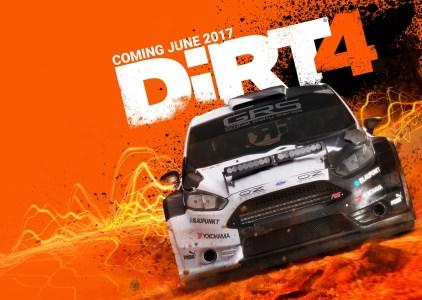 Codemasters: гоночный симулятор Dirt 4 выйдет 6 июня на платформах PC, Xbox One и PlayStation 4 [видео]
