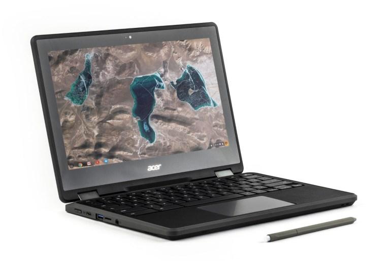 Acer Chromebook Spin 11 и Asus Chromebook C213 — новые трансформируемые хромбуки программы Google for Education с поддержкой пера