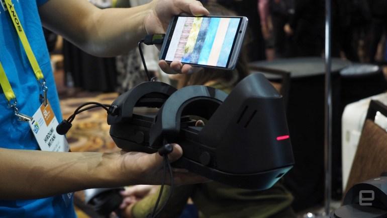 Японская компания Cerevo представила ботинки Taclim с тактильной отдачей для виртуальной реальности [CES 2017]