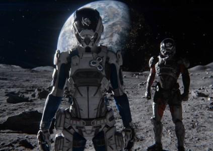 Вышел второй сюжетный трейлер Mass Effect: Andromeda на движке игры