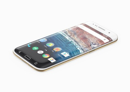 Изображения чехлов позволяют узнать о внешности и некоторых характеристиках смартфона Samsung Galaxy S8