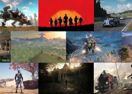 25 самых ожидаемых игр 2017 года