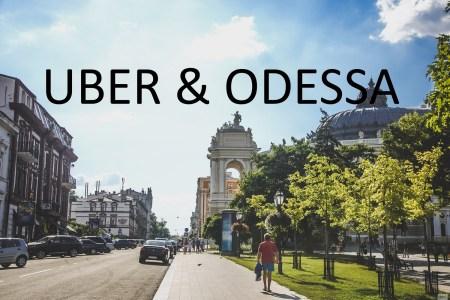 Вторым городом Украины, в котором заработает онлайн-сервис такси Uber, по всей видимости станет Одесса