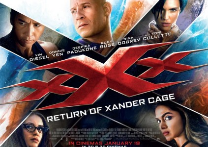 xXx: Return of Xander Cage / «xXx: Реактивизация»
