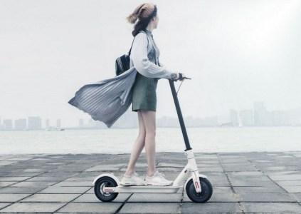 Обзор электросамоката Xiaomi Mi Mijia Electric Scooter