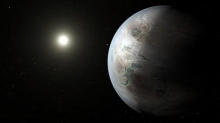 В 20:00 NASA объявит о новом «открытии за пределами Солнечной системы» [очередная новая Земля?]