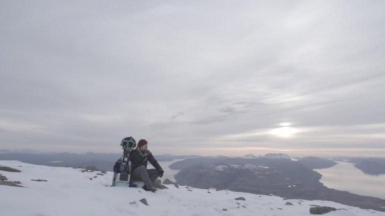 Звезда «Игры престолов» Николай Костер-Вальдау поучаствовал в съемке панорам Гренландии для Google Street View